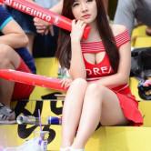 お色気ムンムン韓国の美女