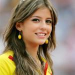 スペインの麗しき女神