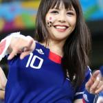 笑顔眩しい日本の美女