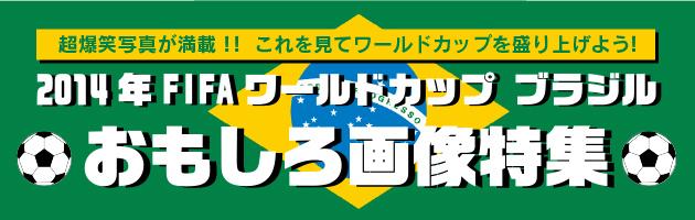 2014年FIFAワールドカップブラジルおもしろ画像特集